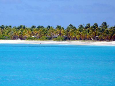 Croisière à Barbuda