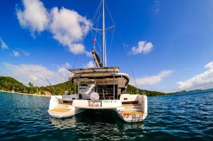 location catamaran Lagoon42 Proprietaire