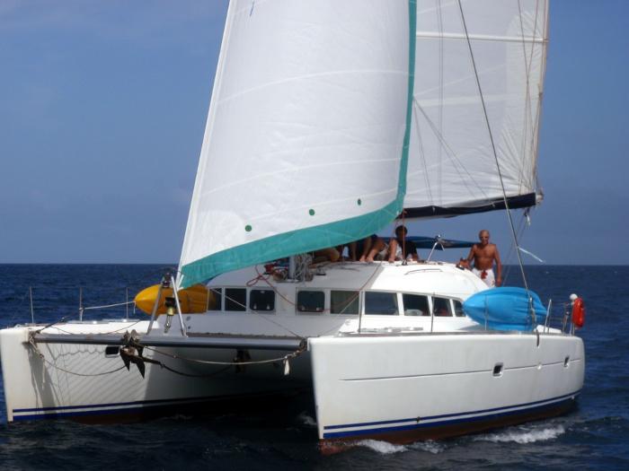 croisiere catamaran