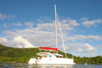 catamaran Lagoon450S