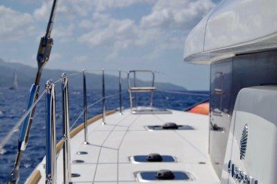 Visitez les Grenadines sur le catamaran Lagoon 450