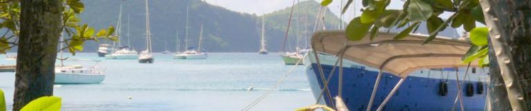 location de voilier aux Grenadines Béquia