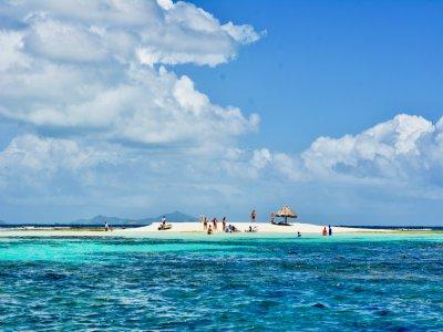 croisière aux Grenadines à Morpion
