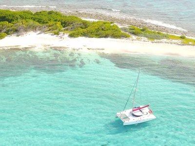 croisière aux Grenadines Tobago Cays
