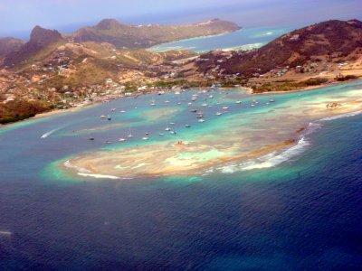 croisière aux Grenadines Union
