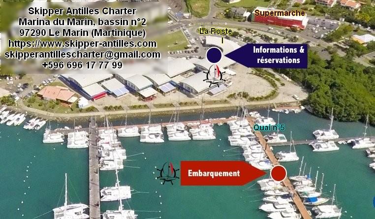 Skipper-Antilles-Charter