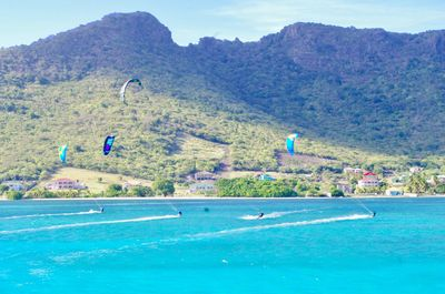 kite surf grenadines union