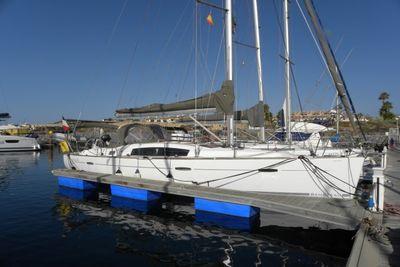 Oceanis 40 pour votre location de voilier monocoque en Martinique