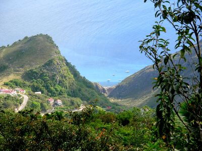 Croisière à Saba