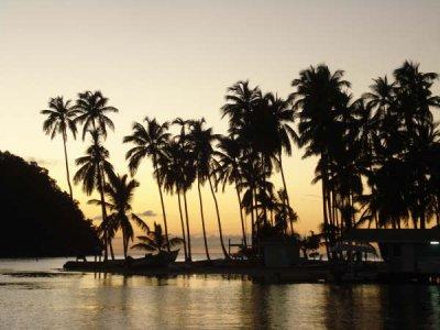 sainte-lucie Marigot Bay
